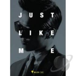 Alex - Just Like Me CD Cover Art
