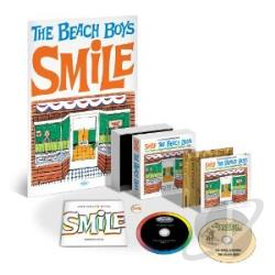 Beach Boys - SMiLE Sessions CD Cover Art