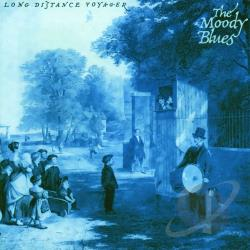 Moody Blues - Long Distance Voyager CD Cover Art