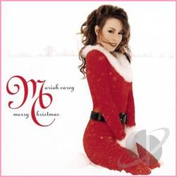 Carey, Mariah - Merry Christmas CD Cover Art