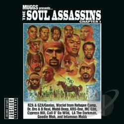 Muggs - Muggs Presents the Soul Assassins, Chapter I CD Cover Art