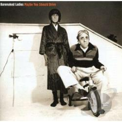 Barenaked Ladies - Maybe You Should Drive CD Cover Art