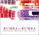 Bilenge Musica Du Zaire - Rumba Is Rumba CD Cover Art