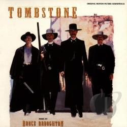 Tombstone-Soundtrack - Tombstone CD Cover Art