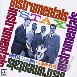 Booker T. & The MG's - Stax Instrumentals CD Cover Art
