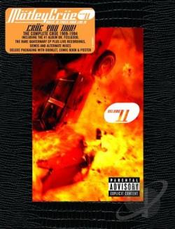 Motley Crue - Music To Crash Your Car To, Vol. 2 CD Cover Art