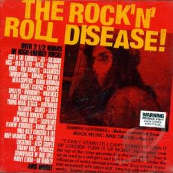 Rock 'N' Roll Disease CD Cover Art