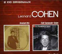 Cohen, Leonard - G.H. / Field Commander Cohen CD Cover Art
