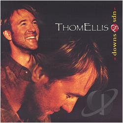 Ellis, Thom - Ups & Downs CD Cover Art