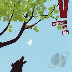 5 - Welcome to Life CD Cover Art