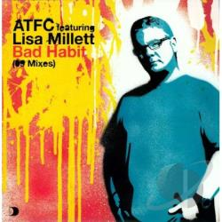 Atfc Feat. Lisa Millett - Bad Habit '09 Remix LP Cover Art