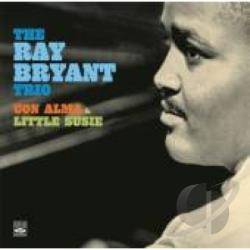 Bryant, Ray / Bryant, Ray Trio - Con Alma/Little Susie CD Cover Art