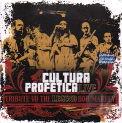 Cultura Profetica - Tribute to the Legend Bob Marley CD Cover Art