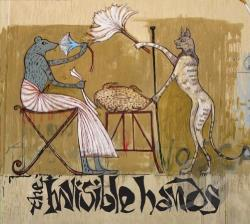 Invisible Hands - Invisible Hands CD Cover Art