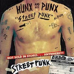 Hunx & His Punx - Street Punk CD Cover Art