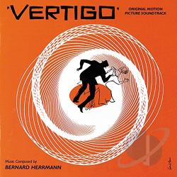 Herrmann, Bernard - Vertigo CD Cover Art