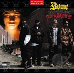 Bone Thugs-N-Harmony - Creepin on ah Come Up CD Cover Art