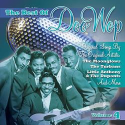 Best of Doo Wop, Vol. 4 CD Cover Art