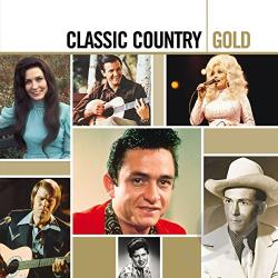 Classic Country Gold CD Cover Art