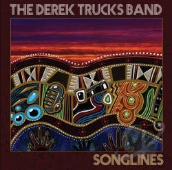 Derek Trucks Band - Songlines CD Cover Art