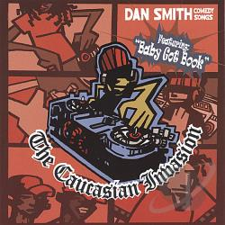 Smith, Dan - Caucasian Invasion CD Cover Art