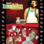 Buckethead - Dawn Of The Deli Creeps CD Cover Art