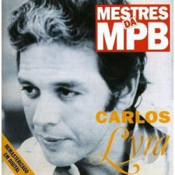 Lyra, Carlos - Mestres Da MPB CD Cover Art