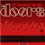 Doors - Set the Night On Fire: the Doors Bright Midnight Archives Concerts DB Cover Art