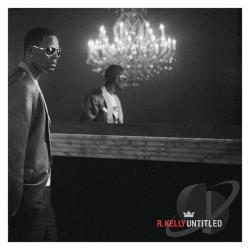Kelly, R. - Untitled CD Cover Art