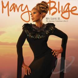 Blige, Mary J. - My Life II: The Journey Continues: Act 1 CD Cover Art