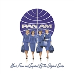 Pan Am: Music from and Inspired by the Original Series CD Cover Art