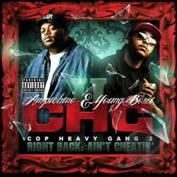 Ampichino / Young Bossi - Cop Heavy Gang, Vol. 2: Right Back Ain't Cheatin' CD Cover Art