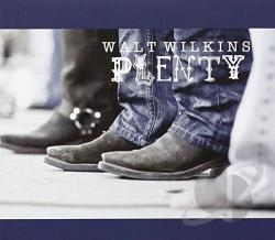 Wilkins, Walt - Plenty CD Cover Art
