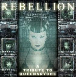Rebellion: Tribute To Queensryche CD Cover Art