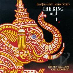 King And I - King & I CD Cover Art