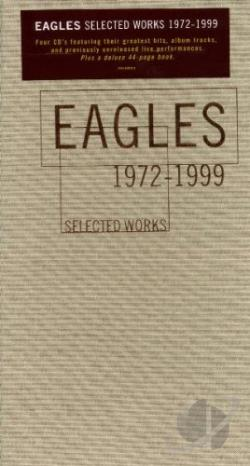 Eagles - Selected Works: 1972-1999 CD Cover Art