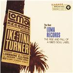 Best of Loma Records: The Rise and Fall of a 1960's Soul Label CD Cover Art