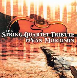 Vitamin String Quartet - String Quartet Tribute to Van Morrison CD Cover Art