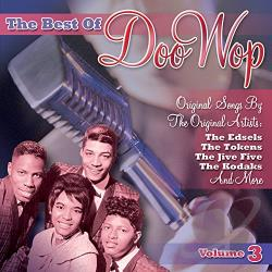 Best of Doo Wop, Vol. 3 CD Cover Art