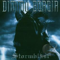 Dimmu Borgir - Stormblast CD Cover Art
