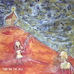Fire On The Hill - Endless Smiley Sunstar CD Cover Art