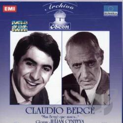 Berge, Claudio - Mas Berge Que Nunca CD Cover Art