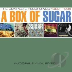 Sugar - Box of Sugar: Complete Recordings 1992-1995 LP Cover Art