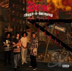 Bone Thugs-N-Harmony - E 1999 Eternal CD Cover Art