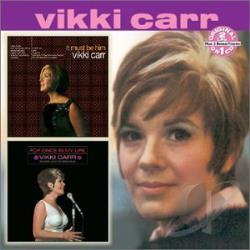 Carr, Vikki - It Must Be Him/For Once in My Life CD Cover Art