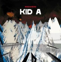Radiohead - Kid A LP Cover Art