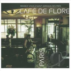 Cafe de Flore: Rendez-Vous a Saint Germain des Pres CD Cover Art