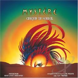 Cirque Du Soleil / Original Soundtrack - Mystere CD Cover Art
