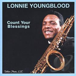 Youngblood, Lonnie - Count Your Blessings CD Cover Art