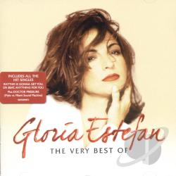Estefan, Gloria - Very Best Of CD Cover Art